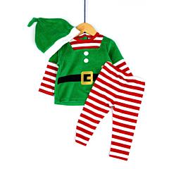 Costum 2 piese Crăciun  9/36 luni