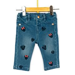 Jeans bebe 3/36 luni