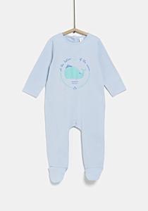 Salopetă noapte bebe 1/36 luni