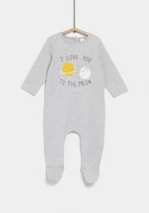 Salopetă noapte bebe 3/36 luni