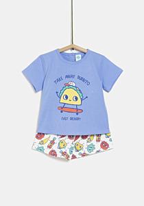 Pijama bebe 9/36 luni