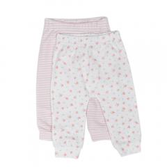 Set 2 pantaloni nou născut 0/9 luni