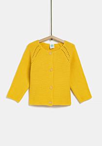 Jachetă tricotată bebe 3 luni/4 ani