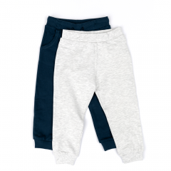 Setx2 pantaloni bebe 6 luni/4 ani