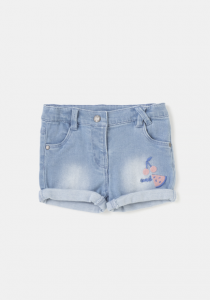 Pantaloni scurți jeans bebe 6 luni/4 ani
