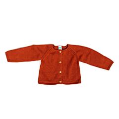 Jacheta tricotata bebe 6/36 luni