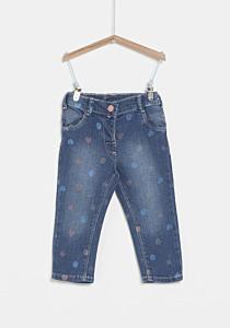 Jeans bebe 6 luni/4 ani