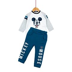 Tricou+pantaloni bebe 3/36 luni