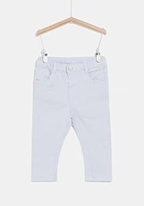 Pantaloni twill bebe 3 luni/ 4 ani