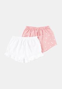 Set 2 pantaloni scurti bebe 6 luni/4 ani