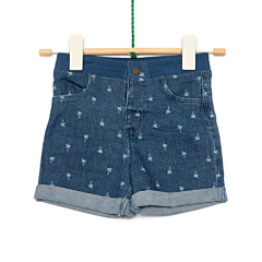 Jeans scurti bebe 6 luni/4 ani