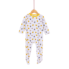Salopeta maneca lunga bebe 0/36 luni