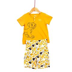Pijama maneca scurta bebe 6/36
