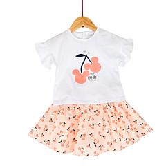 Set triciu si fusta bebe 3/36 luni
