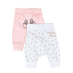 Set 2 pantaloni nou nascut 0/12 luni