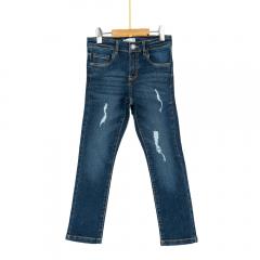 Jeans băieți 3/14 ani