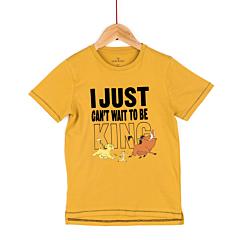 Tricou mânecă scurtă băieți 2/8 ani