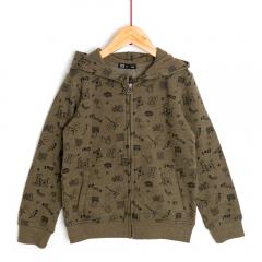 Jachetă băieți 2/4 ani