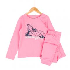 Pijama fete 2/8 ani Disney