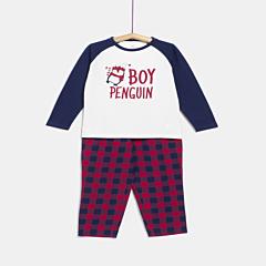 Pijama băieți 2/14 ani