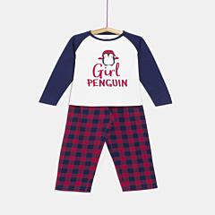 Pijama fete 2/14 ani