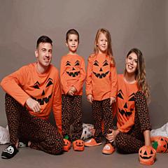Pijama băieți 3/14 ani Halloween
