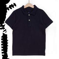 Tricou polo băieți 3/4 ani