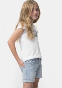 Pantaloni scurți fete 3/14 ani