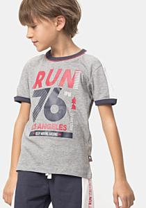 Tricou sport băieți 3/14 ani