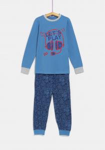 Pijama băieți 9/16 ani