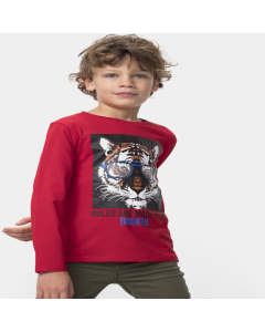 Tricou băieți 3/14 ani