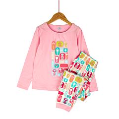 Pijama fete 3/8 ani
