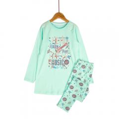 Pijama fete 9/16 ani