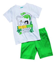 Pijama baieti 2/7 ani