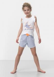 Pijama fete 2/12 ani