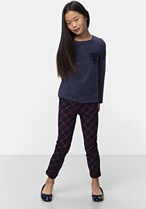 Pantaloni fete 2/12 ani
