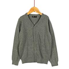 Jacheta tricotata copii 2/8 ani