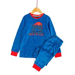 Pijama baieti 3/8 ani