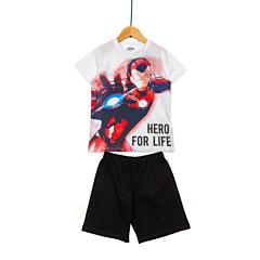 Pijama Marvel baieti 4/12 ani