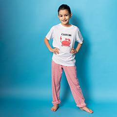 Pijama copii Family Crab 3/14 ani