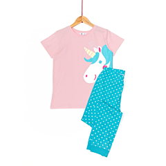 Pijama TEX fete 3/14 ani