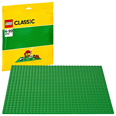 LEGO Classic Placa baza verde 10700