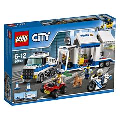LEGO City Police Centru de comanda mobil 60139