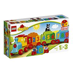 Lego DUPLO My First Trenul cu numere 10847