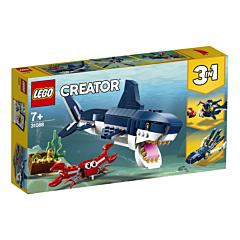 LEGO Creator - Creaturi marine 31088
