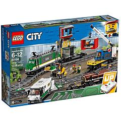 LEGO City Tren marfar 60198