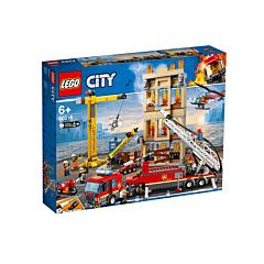 LEGO City Fire - Divizia pompierilor din centrul orasului 60216