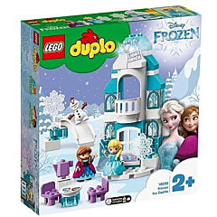LEGO Duplo: Princess - Castelul din Regatul de gheata 10899