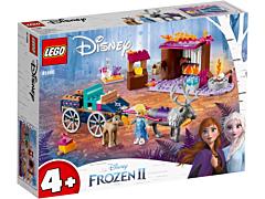 LEGO Disney Frozen - Aventura Elsei cu trasura 41166