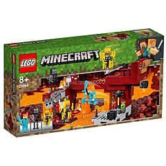 LEGO Minecraft Podul Flacarilor 21154